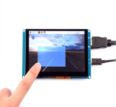 5 inch 800x480 Capacitive TouchScreen  [104990342]
